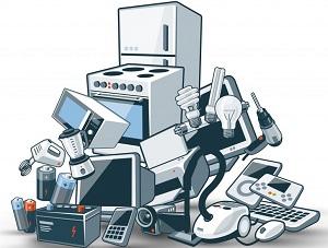 вывоз скупка утилизация старой бытовой техники